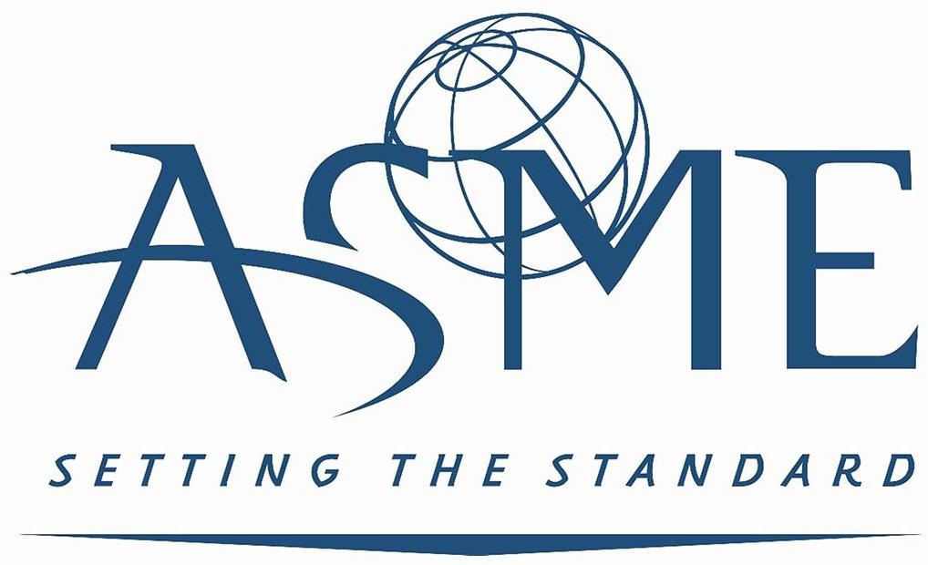 Американское общество инженеров-механиков (ASME)